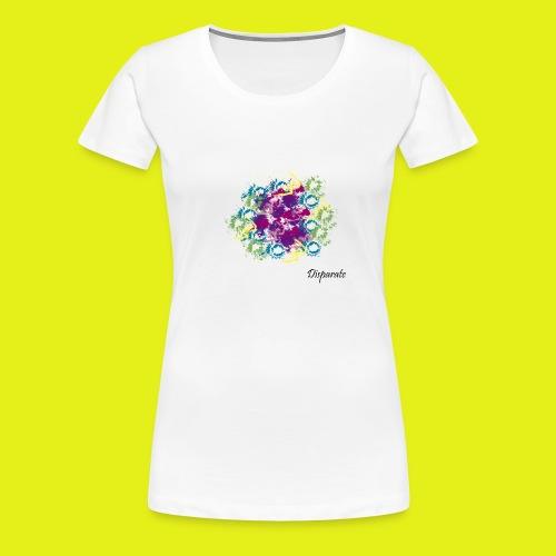 Modelo Camiseta 1 - Camiseta premium mujer