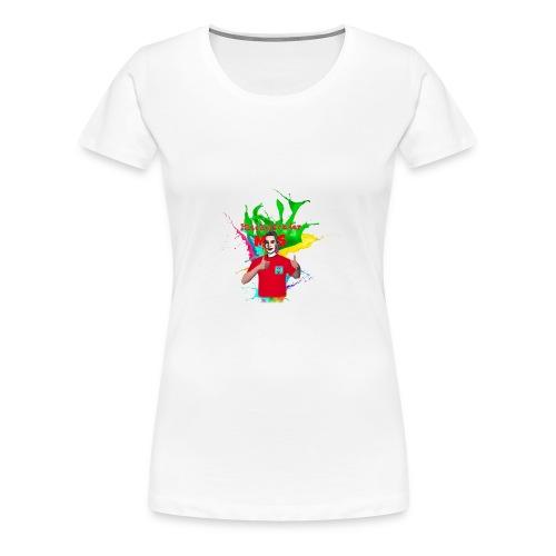 MitchelSonder Hoesje - Vrouwen Premium T-shirt
