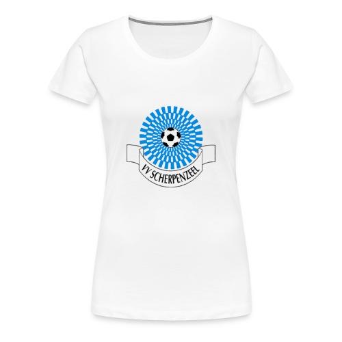 V.V.Scherpenzeel - Vrouwen Premium T-shirt