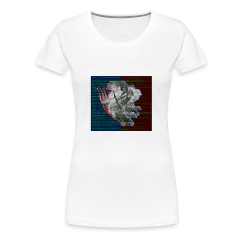 CHERUB Vaporwave Style - Women's Premium T-Shirt