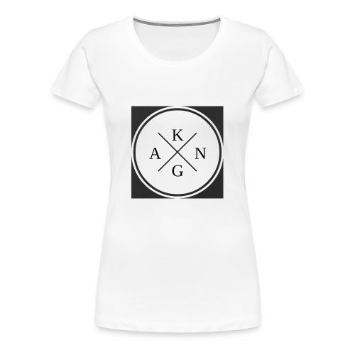Konga Design - Frauen Premium T-Shirt