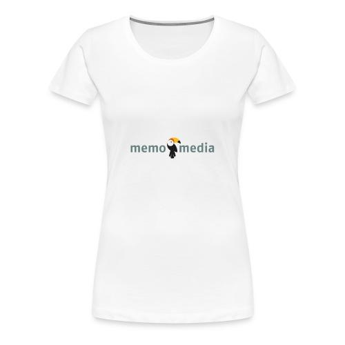 Memo - Frauen Premium T-Shirt