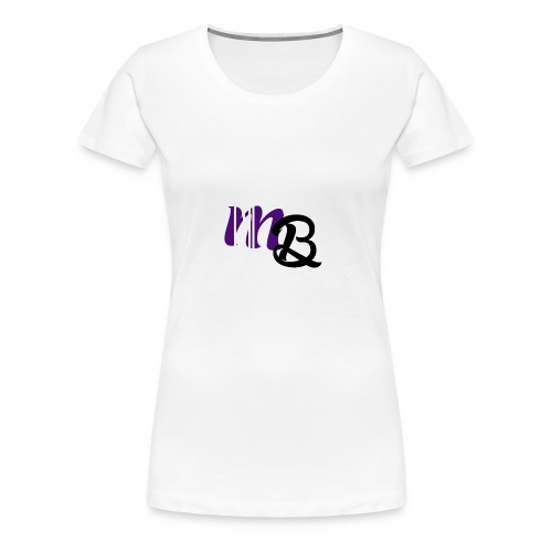Youtube Merchandise Miranda Bos_YT - Women's Premium T-Shirt