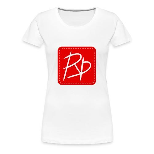 Provoke Designs Red Square - Women's Premium T-Shirt