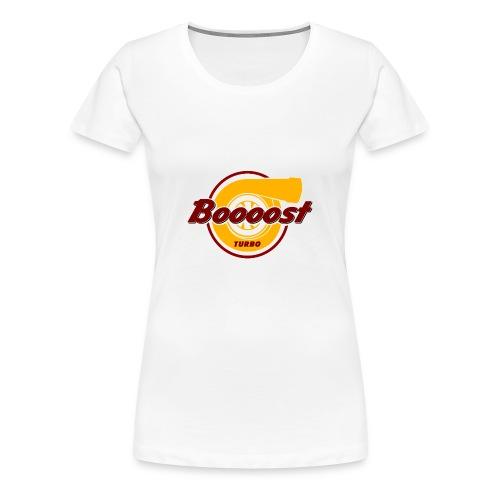 Turbo Boost - Frauen Premium T-Shirt