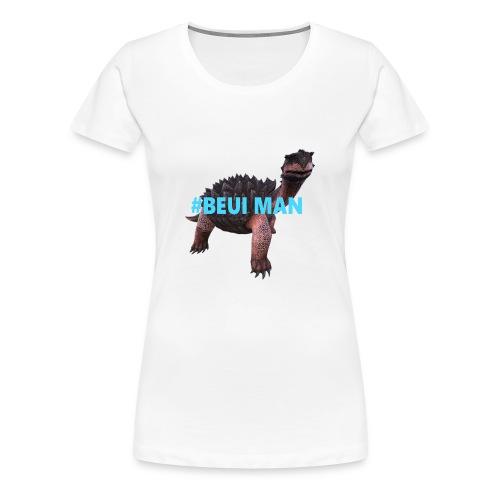 #Beuiman - Frauen Premium T-Shirt