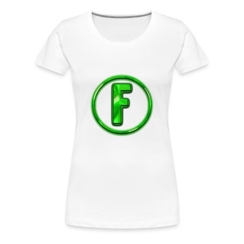 FLONIC'S MERCH!!! Mit echtem Flonic Logo!!! - Frauen Premium T-Shirt
