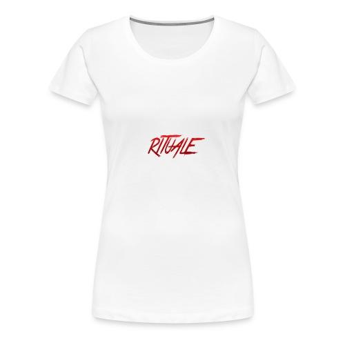 Bloody Merch - Women's Premium T-Shirt