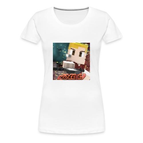 Noel W Profil - Frauen Premium T-Shirt
