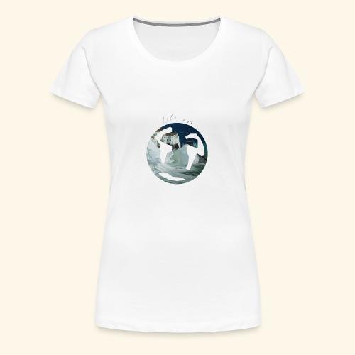 Logo mondo amalfi - Maglietta Premium da donna