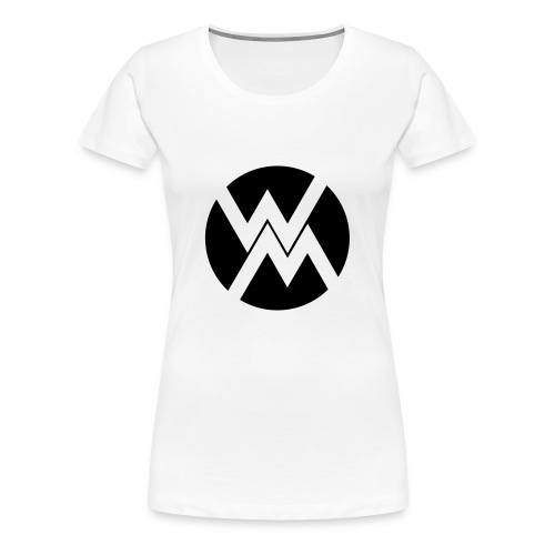 logo WM - T-shirt Premium Femme
