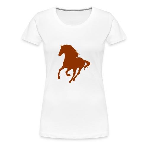 Real Horse - Frauen Premium T-Shirt