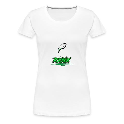 claw rx - Maglietta Premium da donna