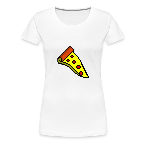 Pepperoni Pizza - Women's Premium T-Shirt