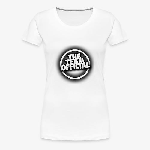 The Team Official Banner 2 - Women's Premium T-Shirt