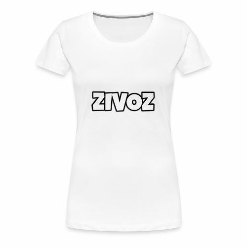 ZIVOZMERCH - Women's Premium T-Shirt