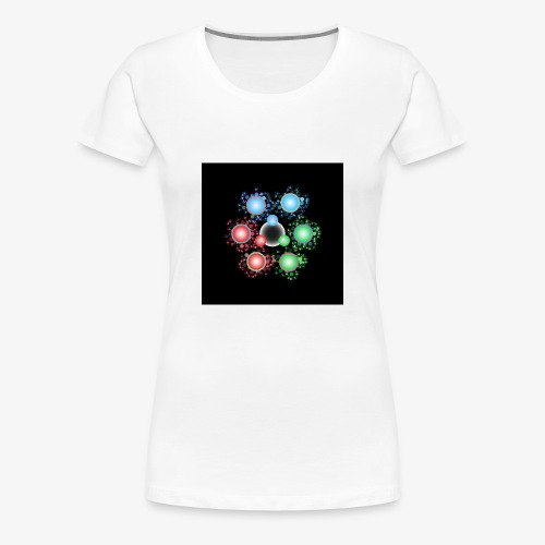 Singularité Box Logo - T-shirt Premium Femme