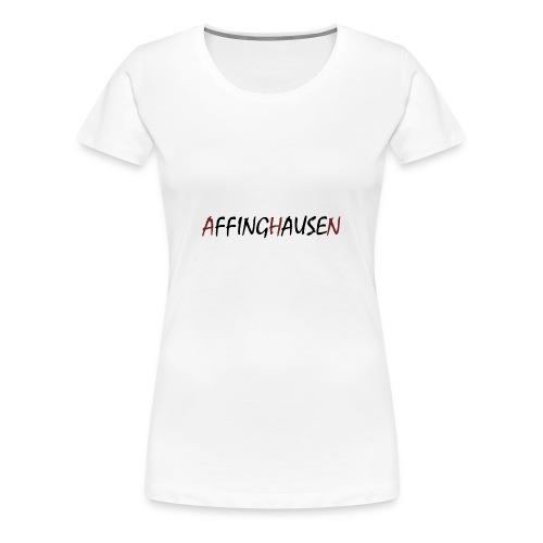 AFFINGHAUSEN - Frauen Premium T-Shirt