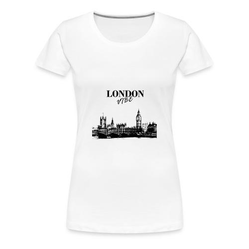London Vibe - Women's Premium T-Shirt