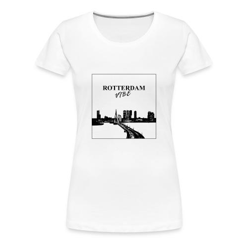 Rotterdam VIBE - Women's Premium T-Shirt