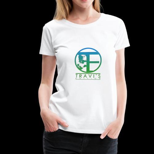 Travi's Edition - Frauen Premium T-Shirt