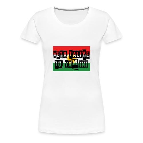 Kurdistan | Für immer mein | Forever My - Frauen Premium T-Shirt