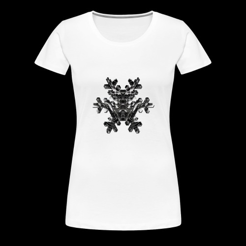 Sniezka - Koszulka damska Premium