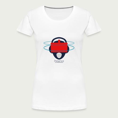 Presence - Women's Premium T-Shirt