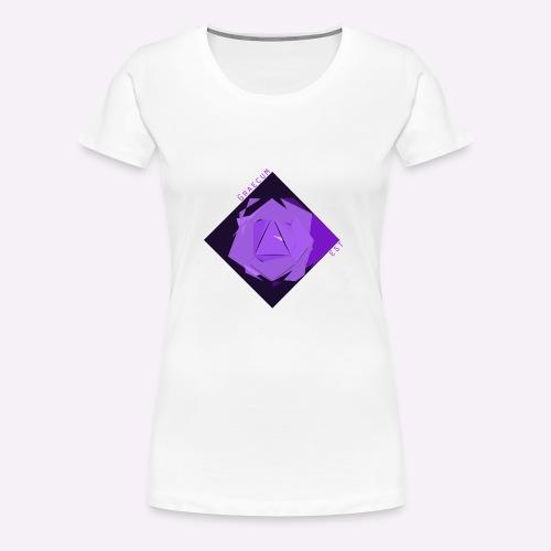 Graecum EST - Frauen Premium T-Shirt