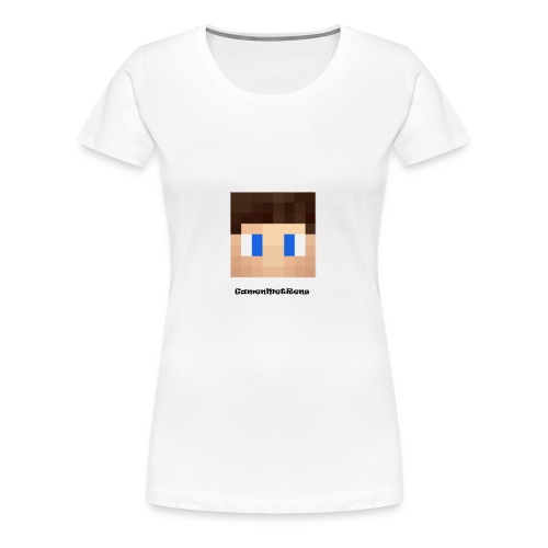GamenMetRens T-Shirt Grijs - Vrouwen Premium T-shirt