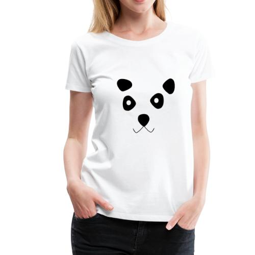 dog1 - Frauen Premium T-Shirt