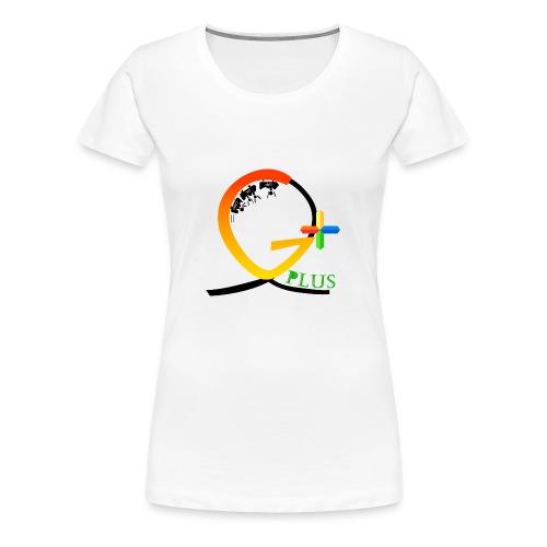 Logo Gardaland Plus - Maglietta Premium da donna