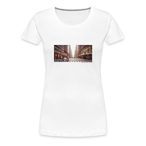 Tatou EasyRiser noir - T-shirt Premium Femme