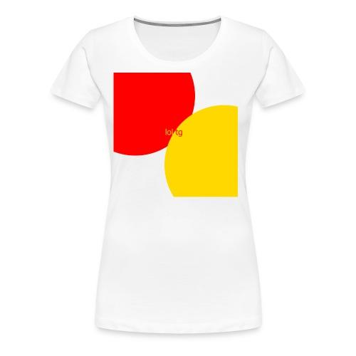 lol tg - T-shirt Premium Femme