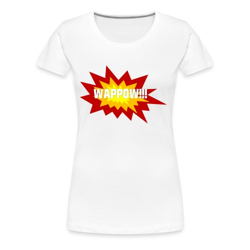 Wappow - Women's Premium T-Shirt
