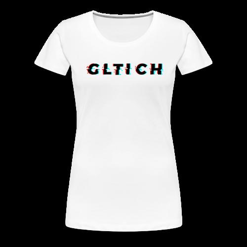 Glitch - Women's Premium T-Shirt