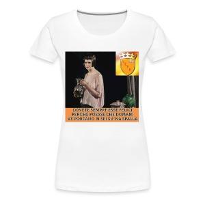 Tristezza - Maglietta Premium da donna