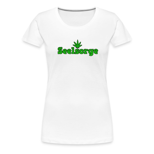 Seelsorge Rastoman Chill out Spaß Lustig cool - Frauen Premium T-Shirt