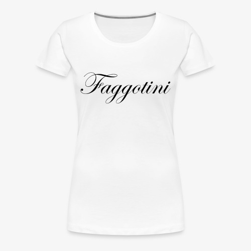 Fagotini - T-shirt Premium Femme