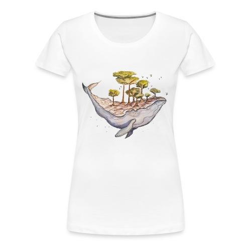 Mother Earth - Frauen Premium T-Shirt