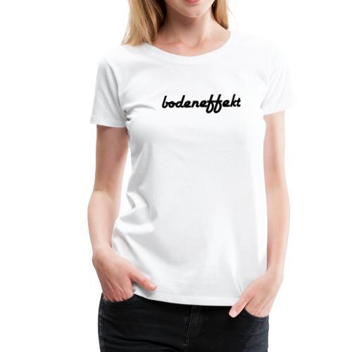 Basic Logo - Frauen Premium T-Shirt