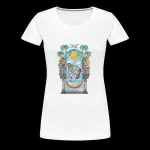 Lord of the Board - Frauen Premium T-Shirt