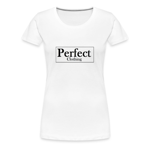 Perfect Clothing - Frauen Premium T-Shirt