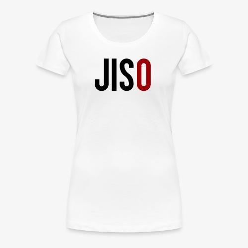 JISO - T-shirt Premium Femme