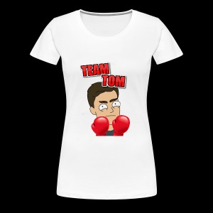Team Tom - Women's Premium T-Shirt