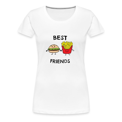 Best Fiends Shirt - Frauen Premium T-Shirt