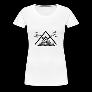 HODL Bitcoin Cryptocurrency trading Cryptonight - Frauen Premium T-Shirt