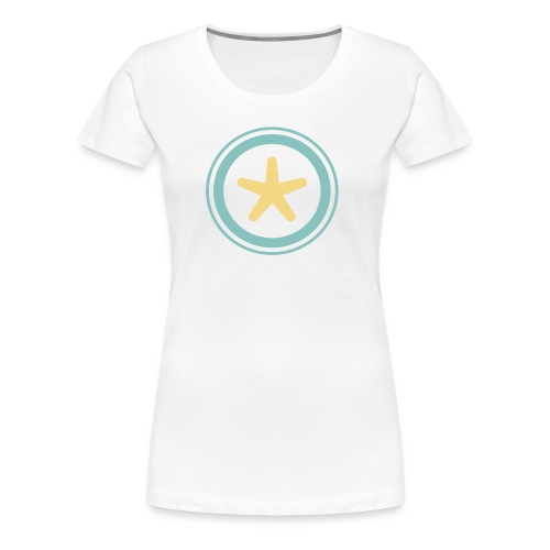 El mundo a través de un visor - Camiseta premium mujer