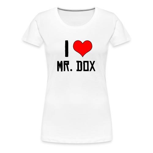 Mr. Dox - Women's Premium T-Shirt