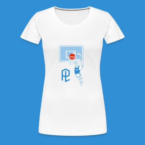 Logo Pielle - Maglietta Premium da donna